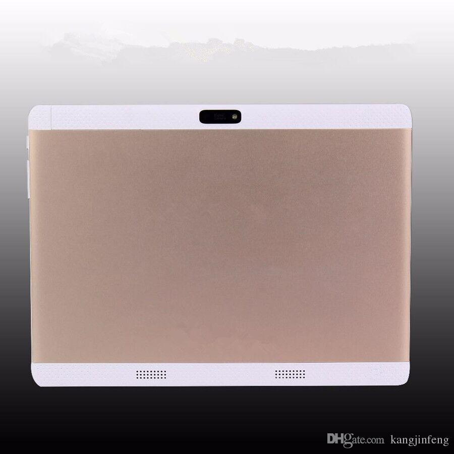 10.1 pouce téléphone 3G Tablet PC tablette ROM 4 Go de RAM 32 Go MTK Android 5.1 Bluetooth GPS 3G 4G LTE téléphone mobile double carte sim