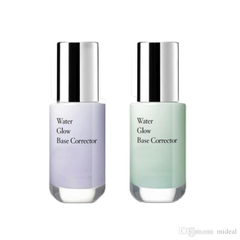 LANEIGE Water Glow Base Corrector Gel Foundation 35g Light Purple Light  Green 2 Colors Korea Cosmetic hot item