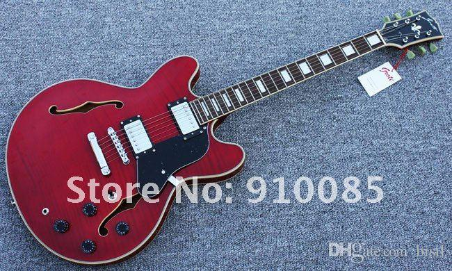 Wholesale New arrive Free shipping HOT ! electric ES JAZZ 335 guitar in stock