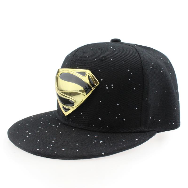 96d37ba5 High Quality Batman Superman Snapback Caps Woman Hat Cool Gorras Bone  Female Hat Baseball Cap Hats For Men Gorro Hip Hop Cap Customized Hats  Custom Hat From ...