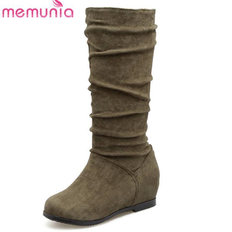 Nueva Bandada Redonda 2018 Zapatos Mujer Punta Memunia Compre Moda 8EnZTHvFW