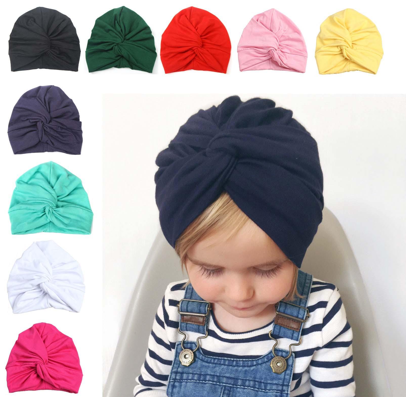 Acheter Turban Baby Hat Bonnet Pour Bébé Élastique Nouveau Né Bonnet  Multicolore Bandeau Pour Bébé De  1.15 Du Kids shunhui   DHgate.Com 806d3fb8660