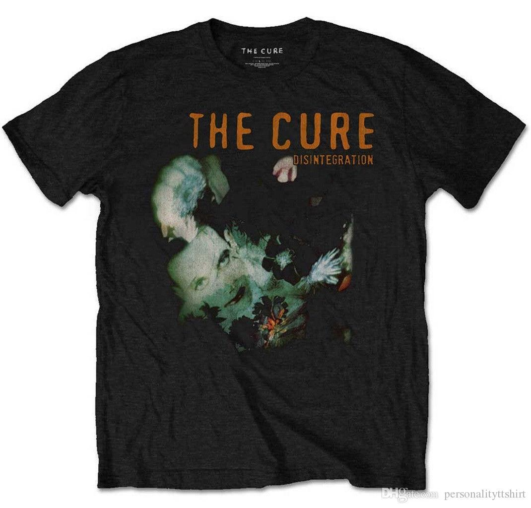 The Cure 'Desintegration' T-Shirt - NEUES AMTLICHES