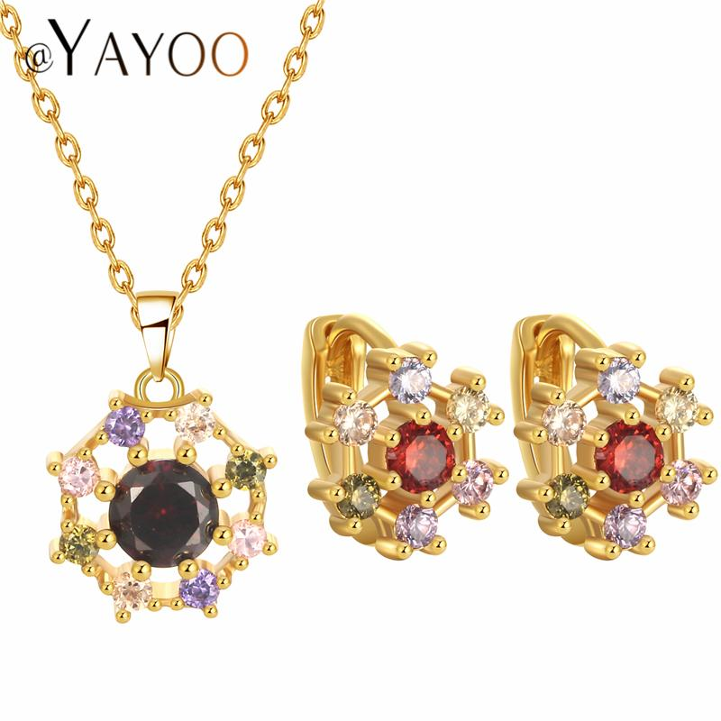 2018 Ayayoo Turkish Jewelry Sets For Women Simple African Beads
