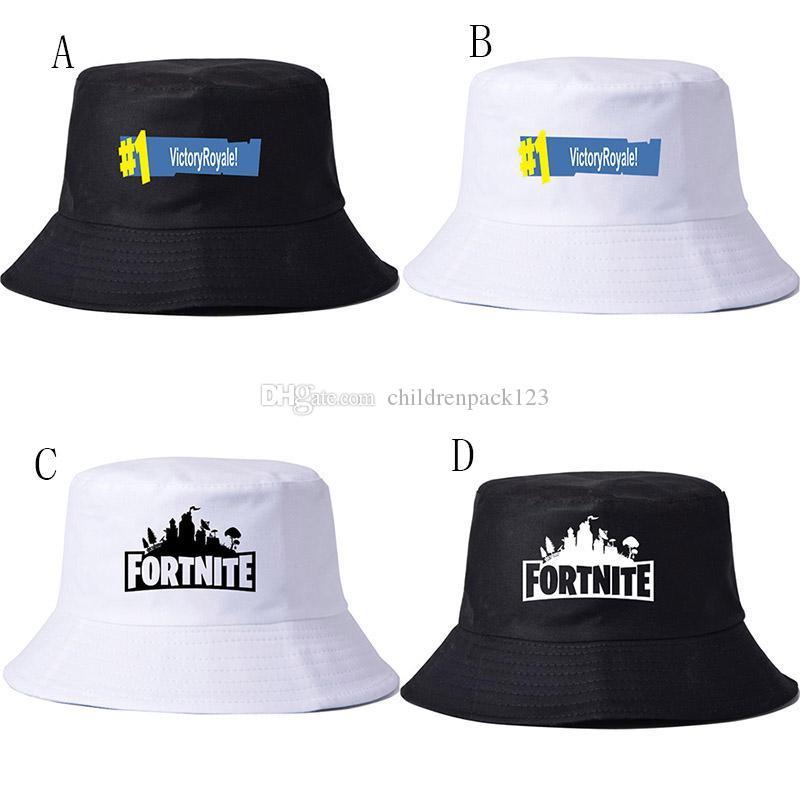 Compre Fortnite Imprimir Gorras Sombrero De Pescador Adolescente ...