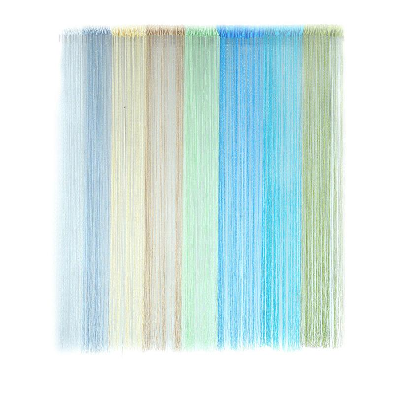 Ouneed String Curtain 1pc Hot Sale Patio Door Fly Screen Room