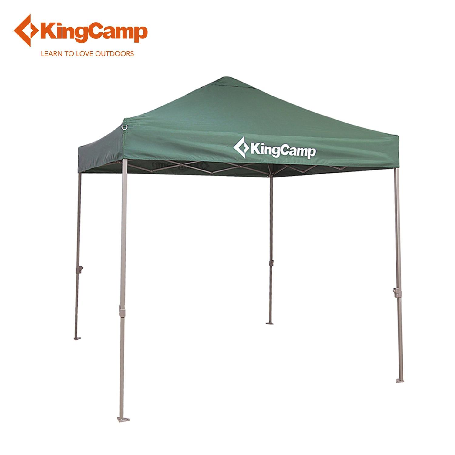 KingC& Portable Easy Up Sun Shelter Top Grade Outdoor Canopy Tent For Patio Party Picnic Commercial Fair Shelter Car Shelter Christmas Cards Shelters Of ...  sc 1 st  DHgate.com & KingCamp Portable Easy Up Sun Shelter Top Grade Outdoor Canopy Tent ...