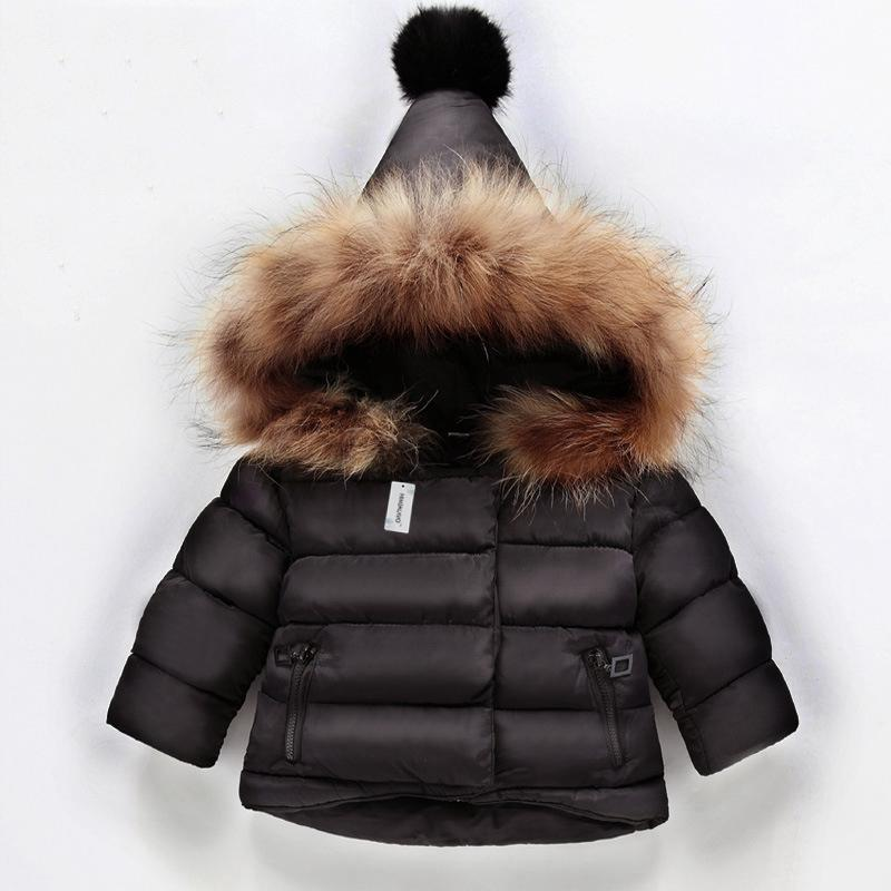 708c7e02b Brand winter down jacket parka for girls boys coats , 90% down jackets  children's clothing for snow wear kids outerwear & coats