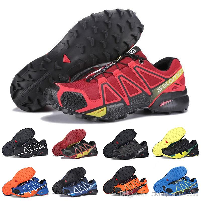 big sale 03f7a 165b5 Wholesale Newest Salomon Shoes Zapatos Hombre Speed Cross 3 CS III Sneakers  Men Speedcross 3 Sport Shoes Fencing Shoes Speedcross 3 Speedcross 3 Shoes  ...