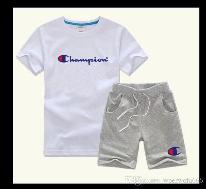 4b06846d7 2019 Boy Photos Brand Kids Sets Children T Shirt And Shorts Pants Kids  Tracksuits Children Sport Suit Short Sleeve From Woerwofa666, $11.33 |  DHgate.Com