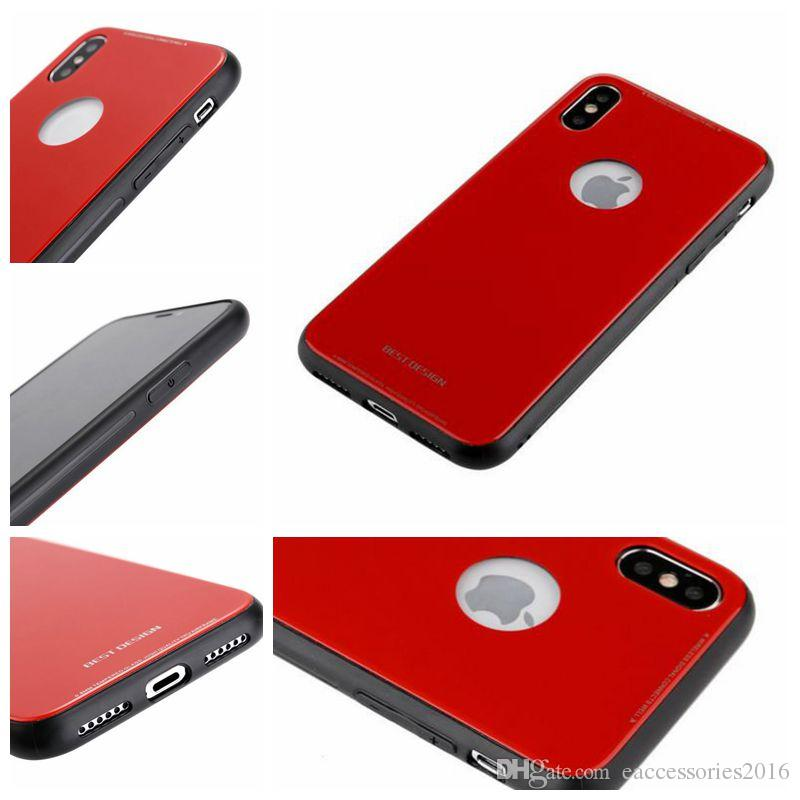 For OPPO R11S Plus R9S R9 Plus Glossy Shockproof Thin Tempered Glss Cell Phone Case Hot Selling Tough Colorful Back Cover Cheap Wholesale