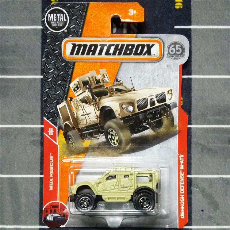 Osh Juguete De Vehículo Carro Matchbox Kai Aleación Coche Blindado Modelo Atv CrdoxBWe
