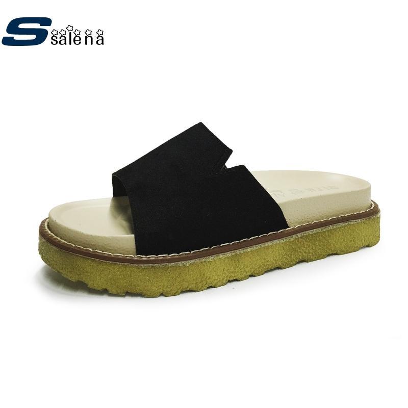 Brand Slippers Women Non Slip Summer House Slippers Women Casual Shoes  Summer Beach Shoes AA50027 Ladies Slippers Boys Slippers From Universe111 b75d13aafd
