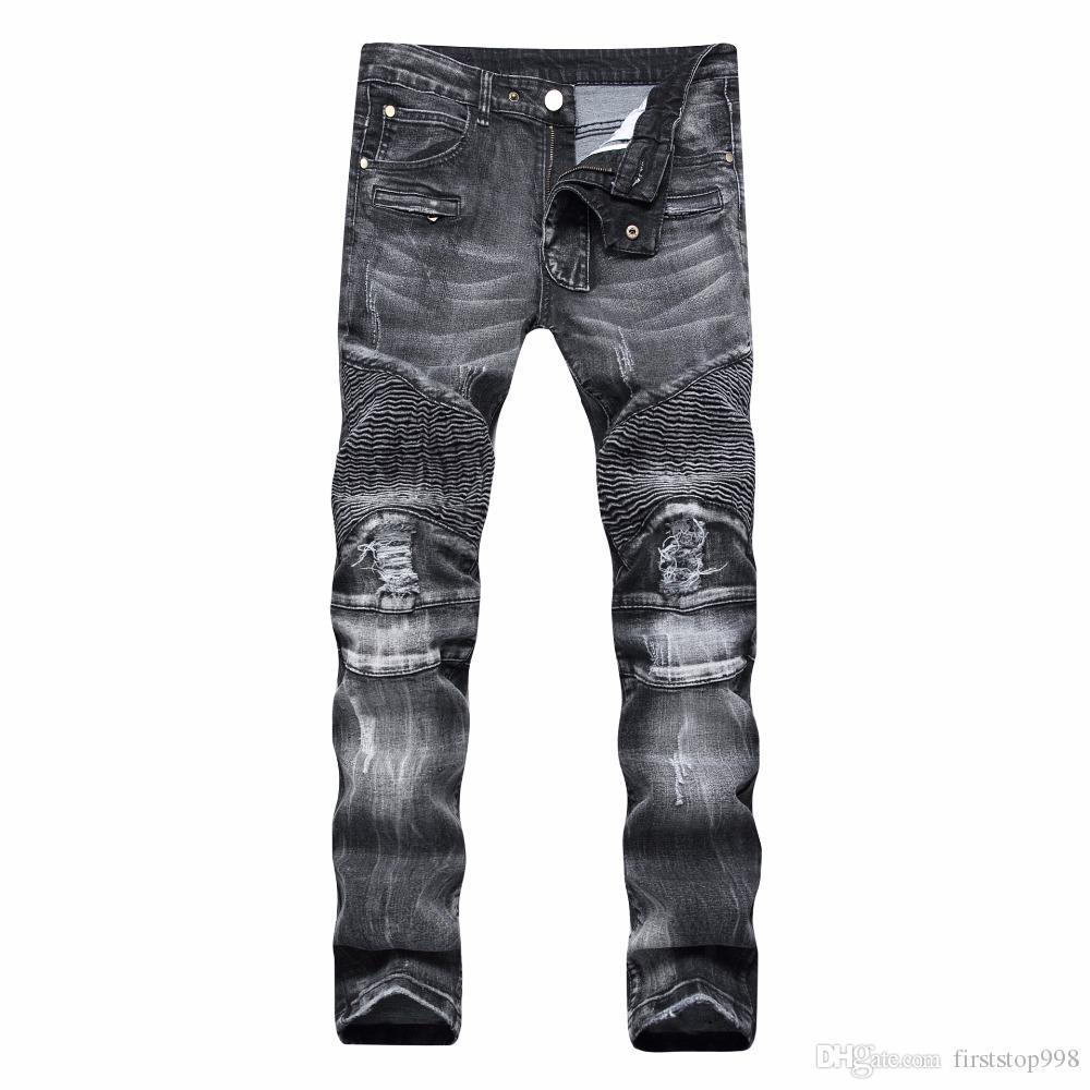 Skinny-Jeans von Liu Jo mit zarten Einsätzen aus Makramee-Spitze, die.