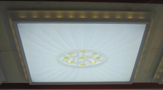 Plafoniere Da Bagno A Led : Acquista plafoniera a led lampada da pannello bagno