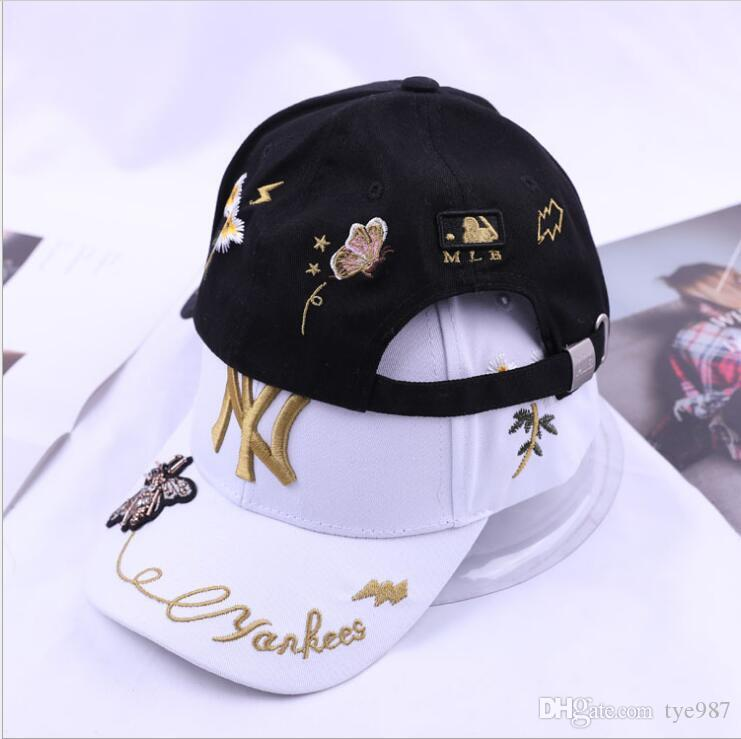2018 Fashion Brand Baseball Cap Alphabet Embroidery Men s And Women s Duck  Caps Popular Summer Shade Sun Protection Hats Hat Brand Hat Cap Online with  ... ff270d7e0a80