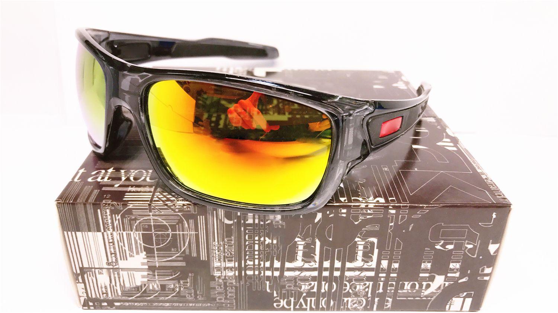 b4620cdfbd High Quality Sunglasses O Turbine Mirror Lens Driving Riding Sports Glasses  2018 New Anti-UV 100% Turbine Polarized Lens Free Shipping High Quality ...