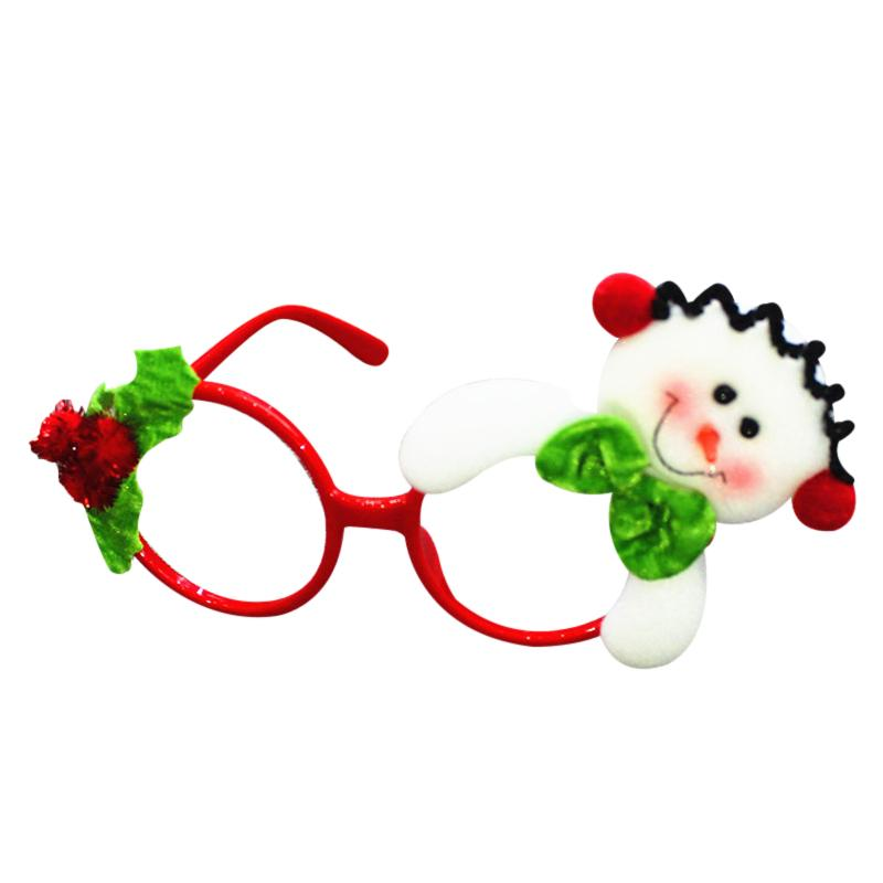 2018 Cute Xmas Kids Eye Glasses Frames For Children Boys Girls Round ...