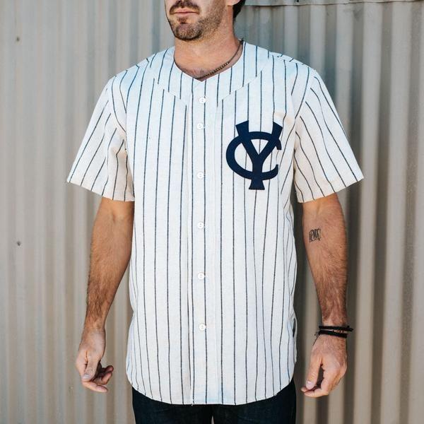 Confederado de Colombo 1965 Home Jersey 100% Bordado Costurado Logos Jérsei De Beisebol Do Vintage Personalizado Qualquer Nome Qualquer Número Frete Grátis