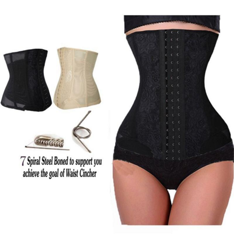 c43053c50c 2019 SAYFUT 2018 Hot Sell Women Waist Cincher Trainer Body Shaper Slimmin Waist  Trainer Corset Invisible Tummy Trimmer Cincher From Biwanrou