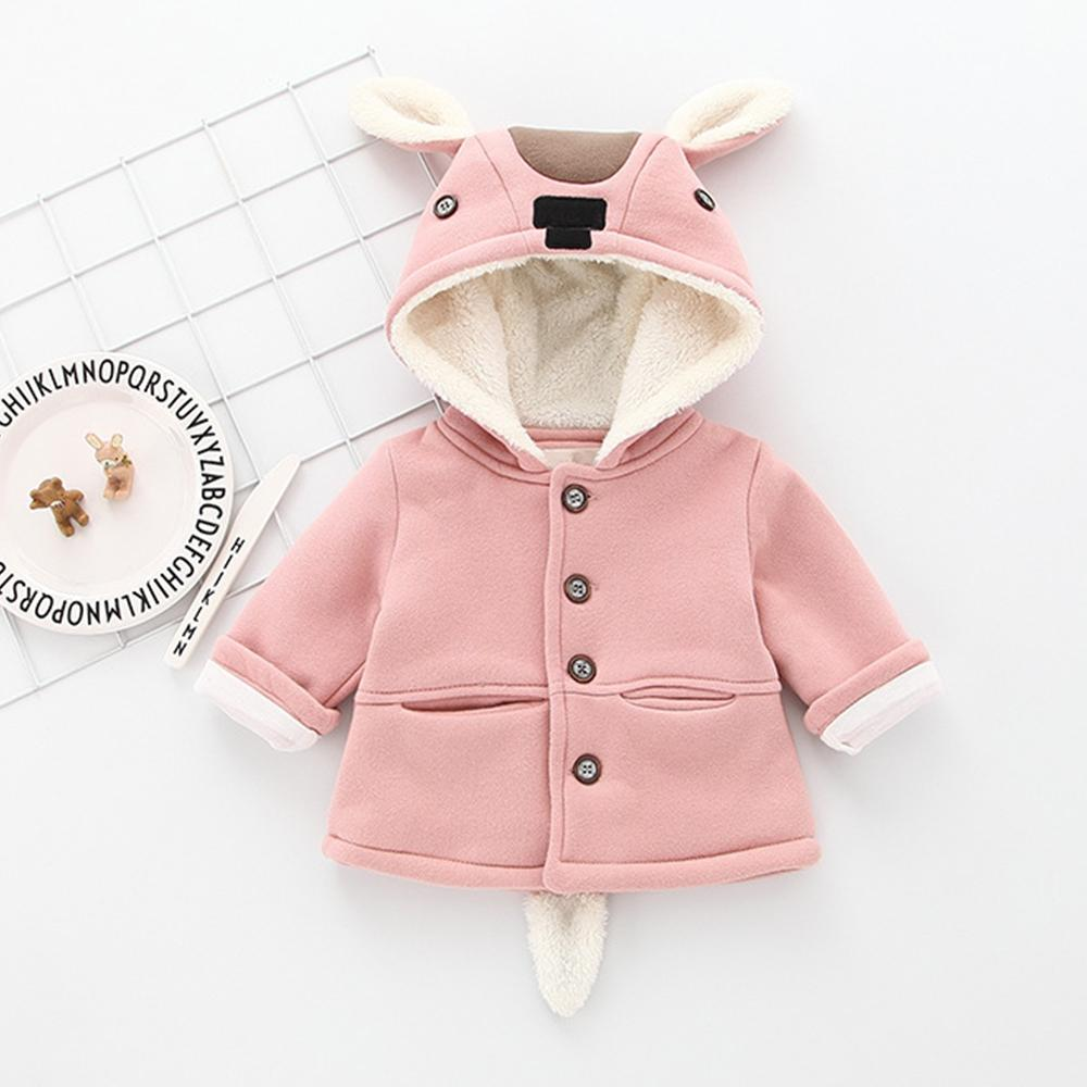 Babyinstar 2017 Autumn Winter New Boy & Girls Coat Children Clothing Jackets & Outwear Baby Cartoon Stylish outfit Kids Coat