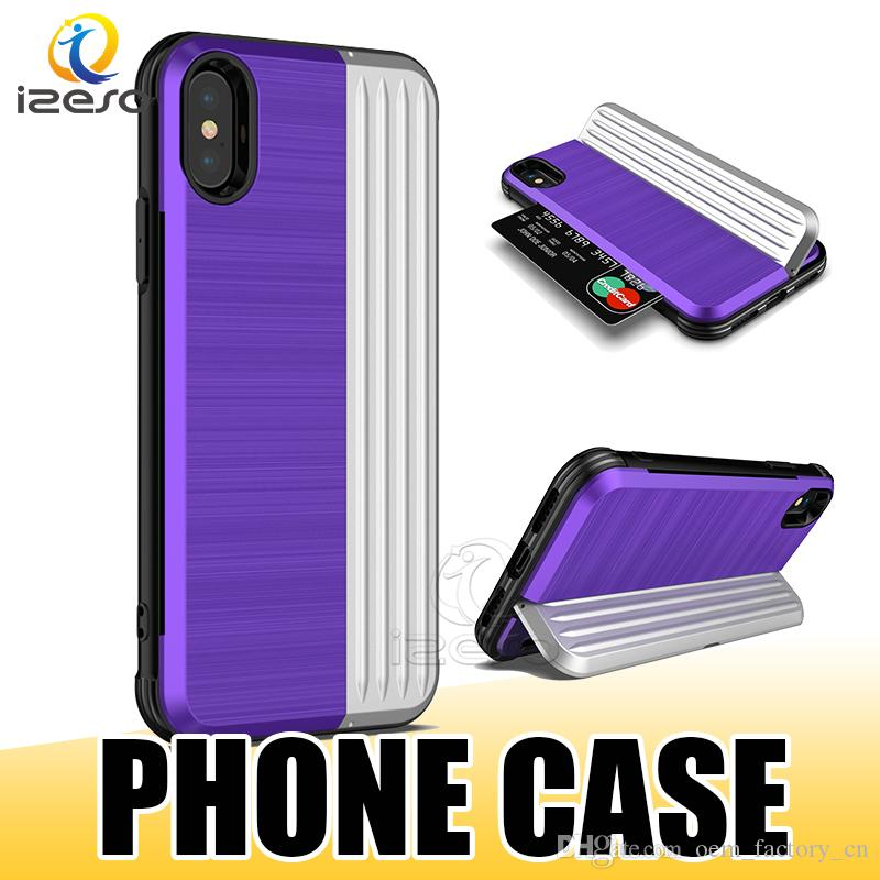 coque iphone xr kickstand