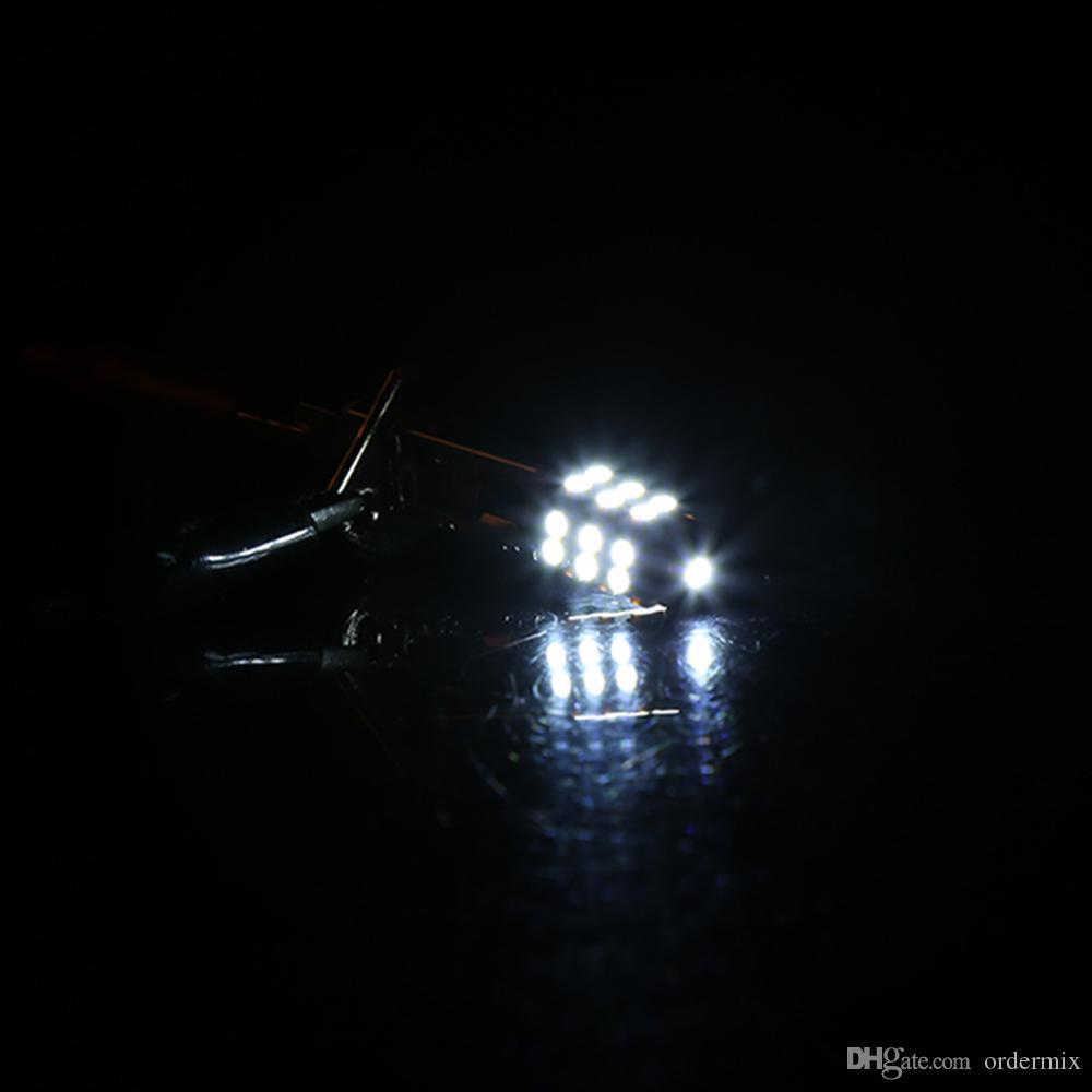 1 Unids Coche H1 HID 25 SMD Faros Bombilla Niebla Xenón Blanco Puro Brillante 6000 K 12 V de Alta Calidad al por mayor