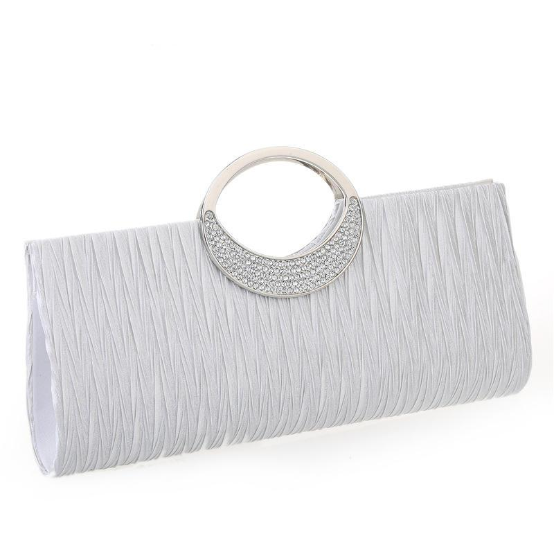 6776c44941 PACGOTH HQ Delicate Wristlets Korean Style Ruck Stain Evening Bags With  Rhinestone Wedding Women s Chain Day Clutches Bags Handbags On Sale Leather  Bags ...
