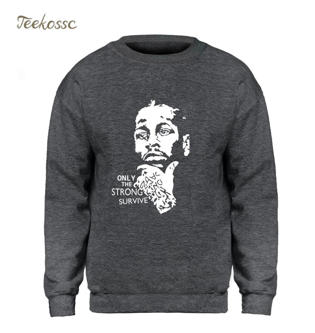 41aa6ee9a991 2019 Gray Sweatshirt Men Print Graphics Design Hoodie Slim Crewneck  Sweatshirts 2018 Winter Autumn Fleece Warm Brand Clothing Mens From  Primali