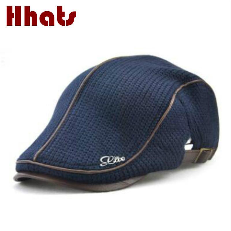 Großhandel Was In Der Dusche Lässig Männlich Gestrickte Mütze Hut