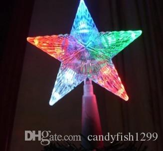 festive party supplies christmas decorations christmas star tree shaped ceiling lamp christmas tree decoration special modeling lamp - Christmas Star Decorations