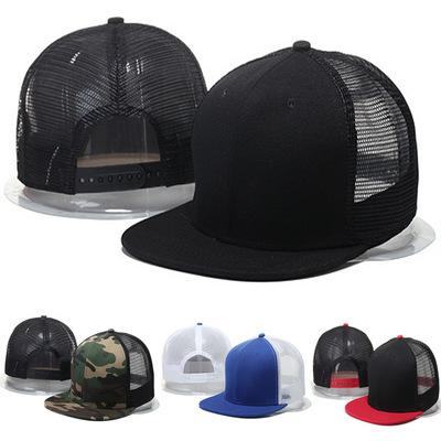 Wholesale And Retail Men Plain Trucker Hats For Spring Summer Womens Blank  Mesh Snapback Caps Men Net Solid Caps Mens Caps La Cap From Top7 f424fab707f4