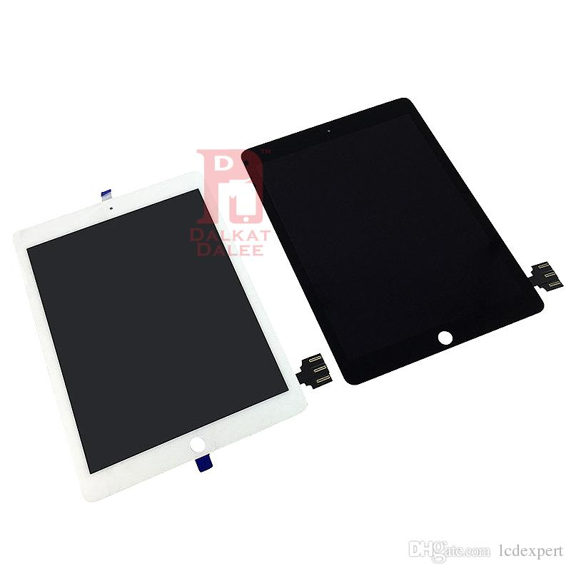 For IPad Pro 9.7 Inch LCD Display Screen with Touch Panel Digitizer Assembly Replacement Screen With 3M Adhesive Glue