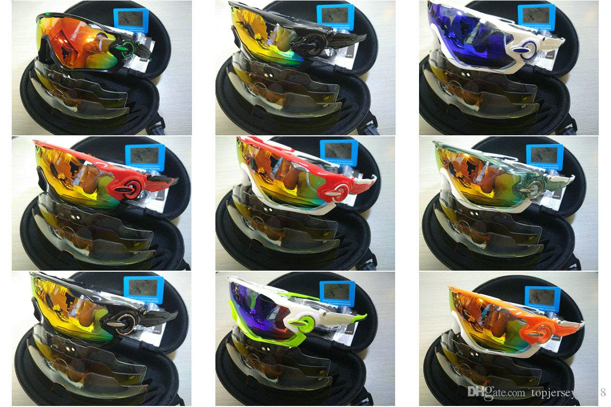 20d3fa318d HOT High Quality Fashion JAWBREAKER Sports Sunglasses Polarized ...