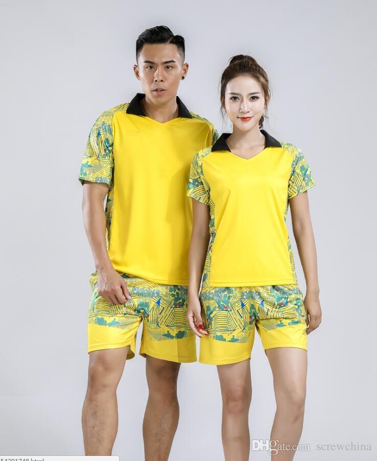 New 2018 men/women Badminton wear t-shirt,Tennis jersey Clothes,Badminton Tennis clothes,Breathable sport shorts,Tennis sportswear shirt