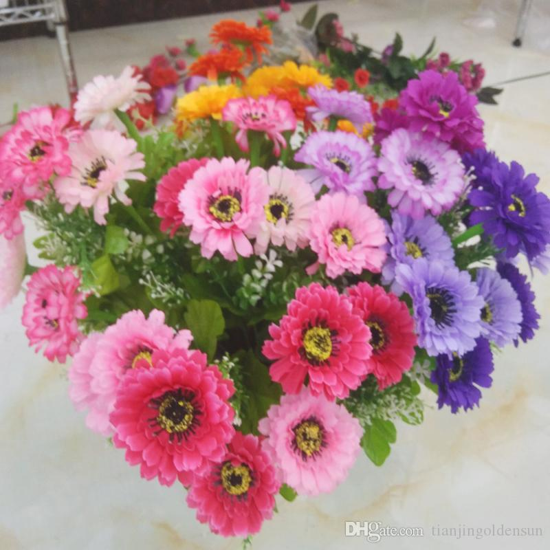 2018 artificial plants indoor fake flower bouquet for home wedding 2018 artificial plants indoor fake flower bouquet for home wedding party decor from tianjin faux flower factory from tianjingoldensun 121 dhgate mightylinksfo