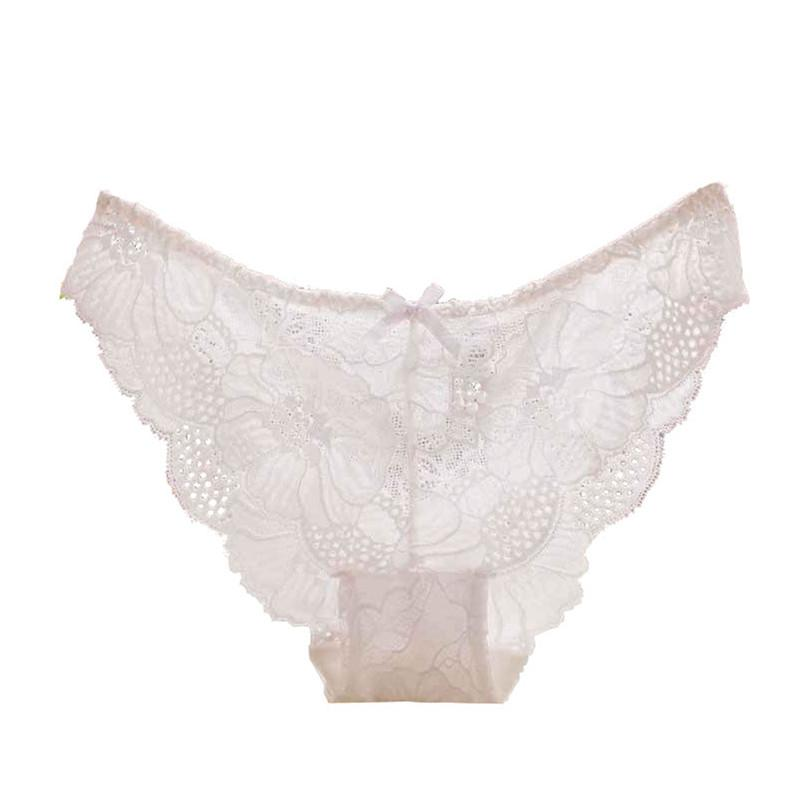 Spring Sexy Tanga Panties Lace Embroidery Briefs Underwear Women Mini Floral Panty Cute thong hipster ropa interior mujer