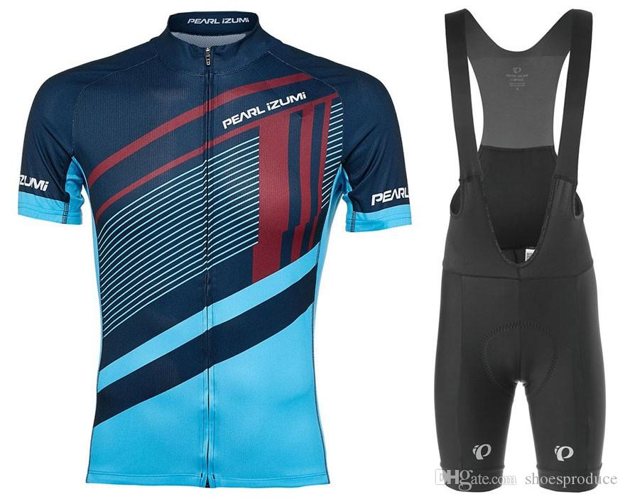 Hot Sale Izumi Short Sleeves Cycling Jersey Set Summer Men MTB ... 989a8ae35