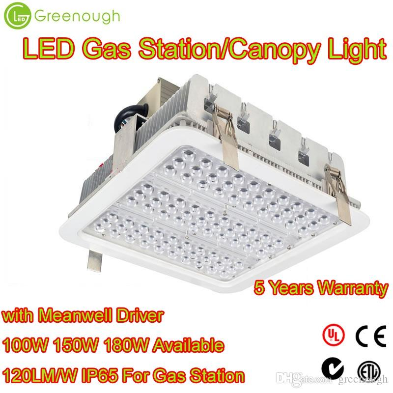 Lighting Years Warranty Warehouse Flood Proof Waterproof Bay Lamp Light 5 Ip65 Canopy Station Led Explosion Outdoor Gas High Xn0O8wkP
