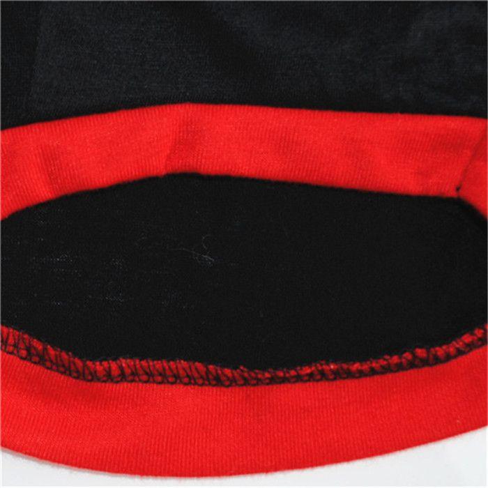 Kleine Haustier Hund Schwarz Baumwolle Printed Crown Königin T Shirt Kurzarm Atmungsaktive Kleidung Für Teddy Großhandel