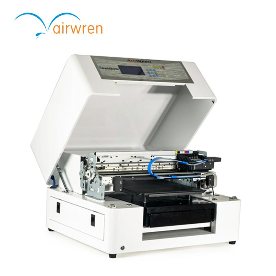 Hot sale A3 digital DTG viper printer and 6 color t-shirt printing machine