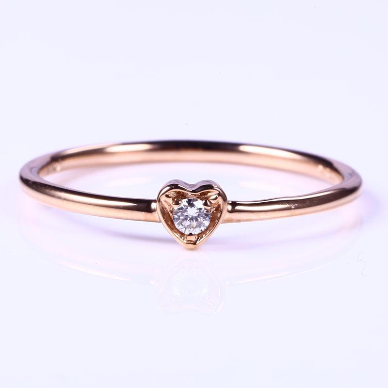 Compre Fina Prata 100% 925 Anéis De Prata Esterlina Para As Mulheres Do  Coração Na Moda Melhor Presente De Casamento Anel De Noivado De Luxo Cz  Cubic ... c1b8cafbb7