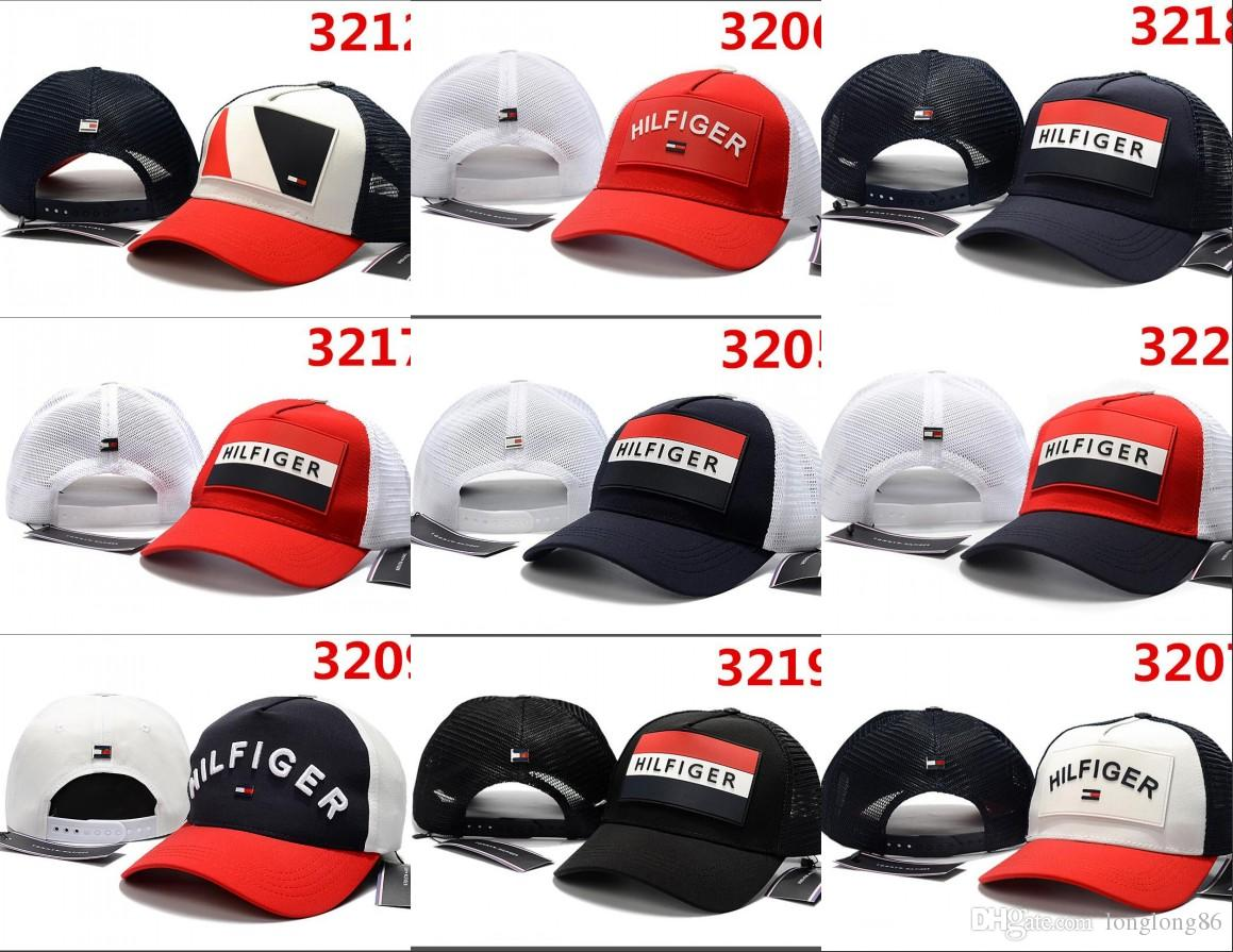 9553e747a1d53 Wholesale Luxury Brand Baseball Cap Mesh Snapback Hats For Men And ...