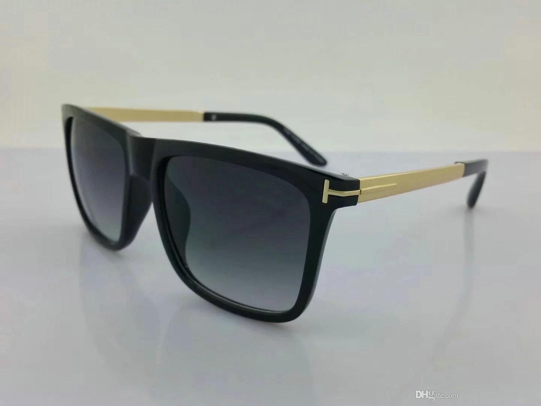 2e8e9a48af Compre Gafas De Sol De Alta Calidad Para La Moda Nueva Moda TF16 Tom Para  Hombre Mujer Erika Gafas Ford Diseñador De La Marca Gafas De Sol Con Caja  Original ...