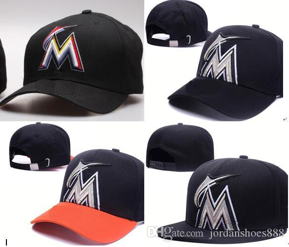 2019 Marlins Hat Snapback Cap Champions Marlins Beanie All Teams Men Women  Knitted Beanies Wool Hat Knit Bonnet Beanie Gorro Winter Cap Embroidered  Hats ... 7b2367d170