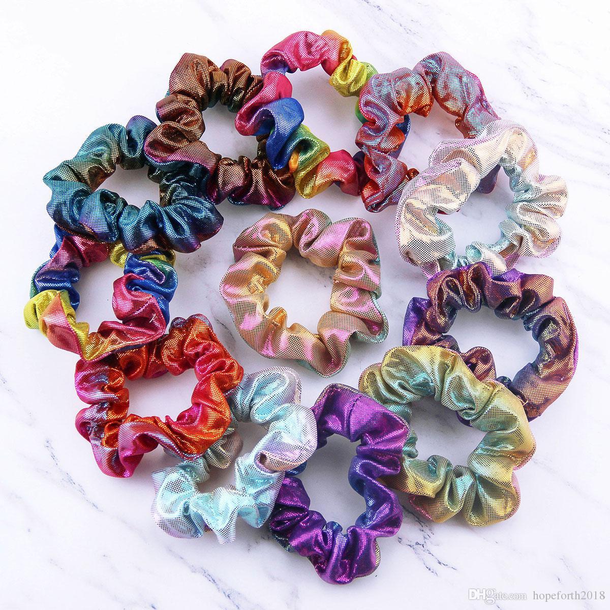 Hopeforth Women Mixed Colors Girl Kids Tiny Hair Bands Elastic Ties  Ponytail Holder Headband Hair Bands Headband Hair Piece Headband For Hair  From ... a8a4da9ac5b