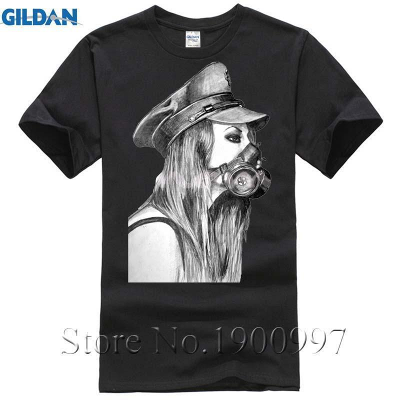 Großhandel Mode Toxische Luft Design Menwomen T Shirt Kurzarm Punk T ...