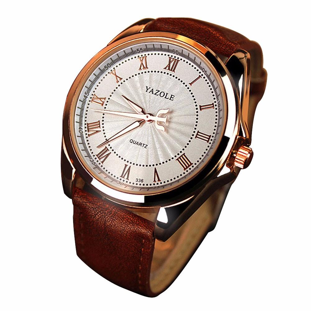 Lorus Quartz Gents Watch With Brown Leather Strap 2019 New Fashion Style Online Uhren & Schmuck Armbanduhren
