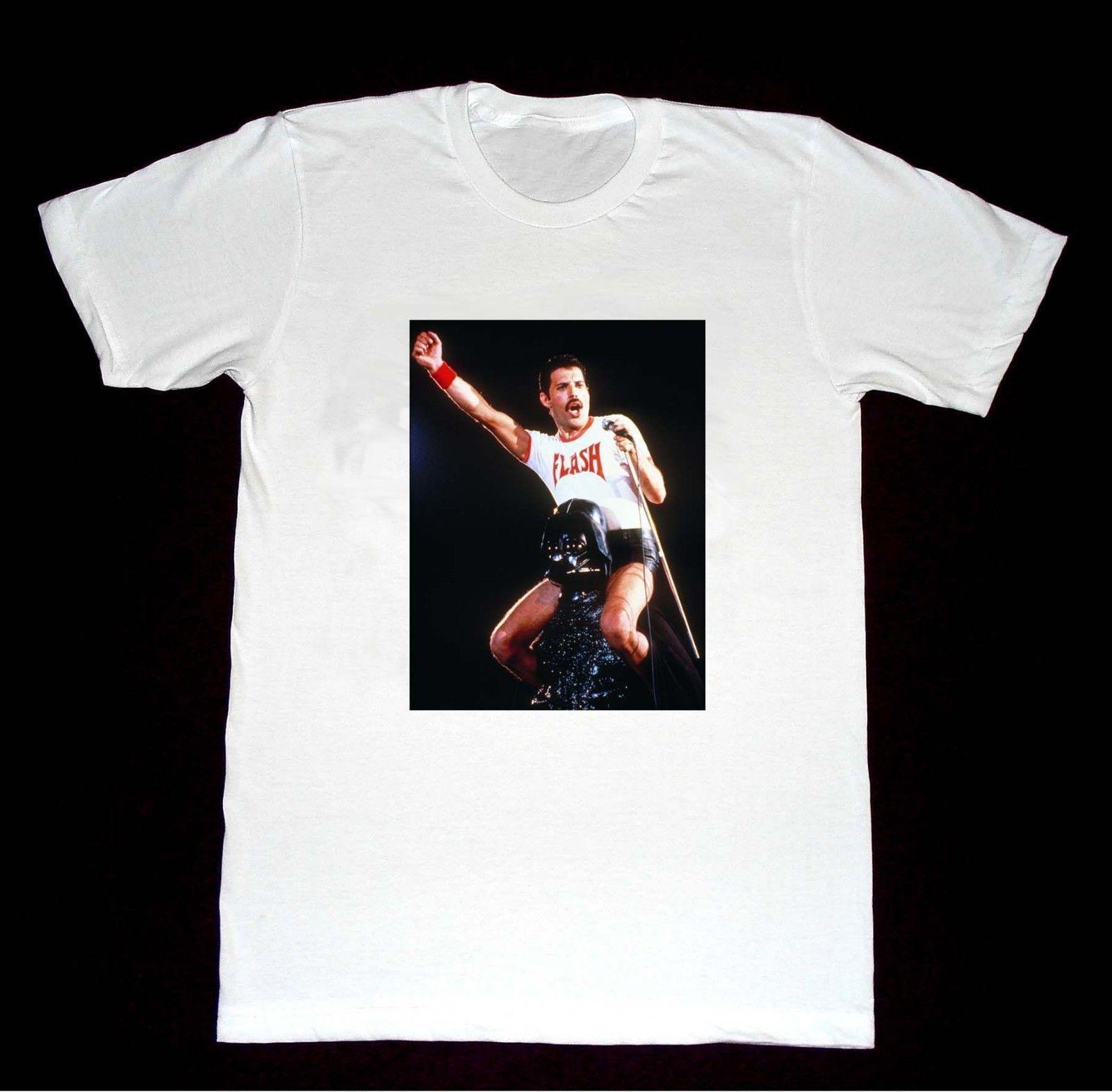 4149c2de Queen Freddie Mercury Flash Gordon Tshirt T Shirt Deals Humor Shirts From  Crazylikeafawkes, $11.01| DHgate.Com
