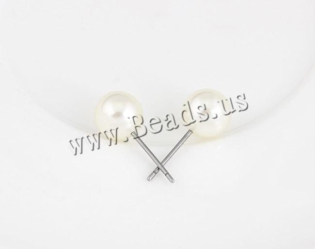 الأزياء التقليد الأبيض الطبيعي لؤلؤ المياه العذبة مجموعات المجوهرات حجر الراين الكرة قلادة أقراط سوار مجموعات مجوهرات للنساء